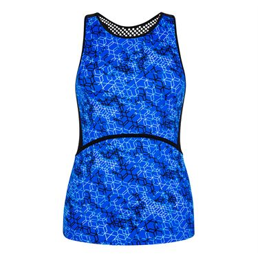Tail Sapphire Hues Empire Waist Tank - Crystallize
