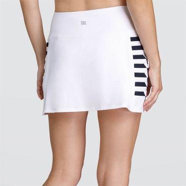 Tail Blue Depths Skirt - White