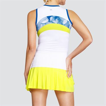 Tail Lemon Tonic Tank - White