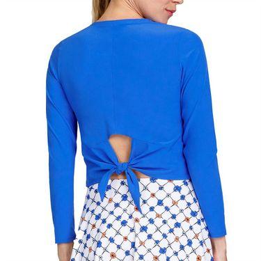 Tail Poppy Love Hadleigh Long Sleeve Top Womens Azurite TC2744 1319