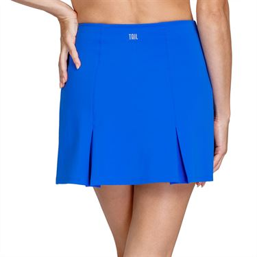 Tail Poppy Love Riviera Invert Pleat 14 1/2 inch Skirt Womens Azurite TC6348 1319