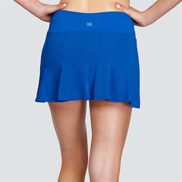 Tail Lemon Tonic Paneled Flounce Skirt - Royal Teal