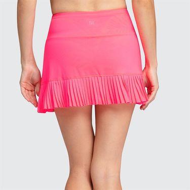 Tail Tropic Sunrise Micro Pleated Skirt - Honeysuckle