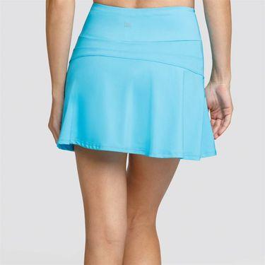 Tail Palm Springs Wrap Around Flounce Skirt - Moonstone