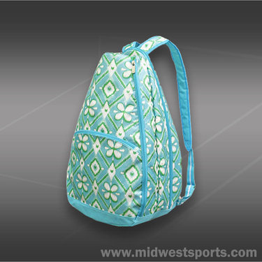 All For Color Ikat Bliss Tennis Backpack