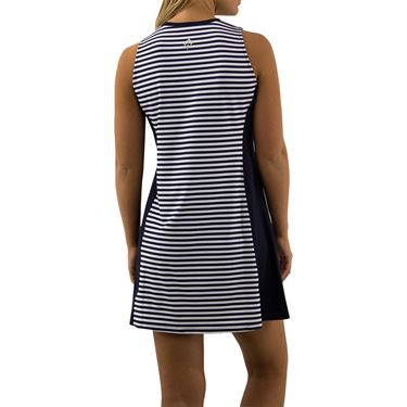 Jofit Appletini Sleeveless Stripe Swing Dress Womens Appletini Stripe TD007 AST