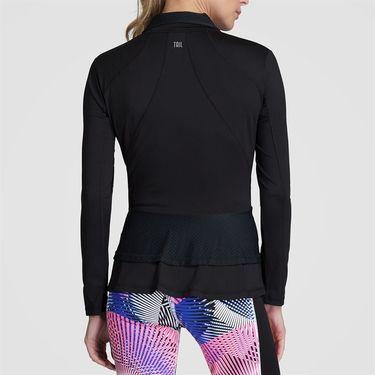 Tail Rachel Double Flounce Jacket - Black