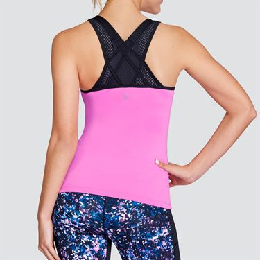 Tail City Scape Milton Strappy Back Tank - Lily