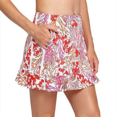 Tail Coral Bay Iris 14 inch Flounce Skirt