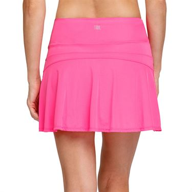 Tail Coral Bay Maddison 14 1/2 inch Wrap Around Flounce Skirt Womens Spiced Coral TD6960 0129