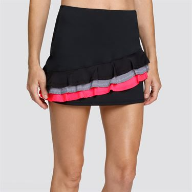 Tail Hamptons Ruffle Skirt - Onyx