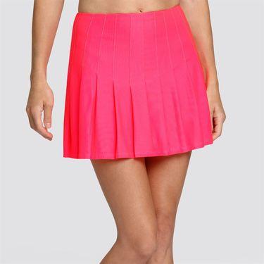 Tail Hamptons Pleat Skirt - Honeysuckle
