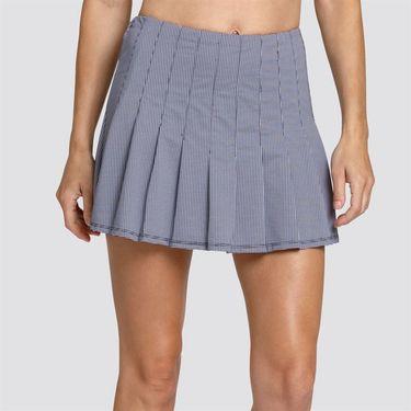 Tail Hamptons Pleat Skirt - Mini Gingham