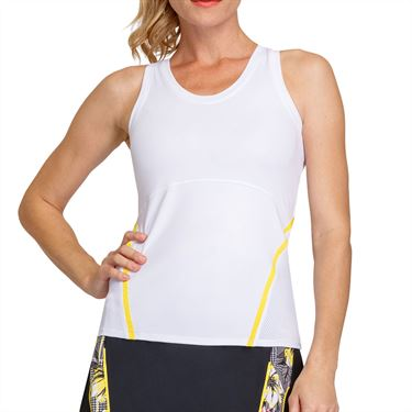Tail Abbey Road Genevieve Tank Womens Chalk TE2813 1208
