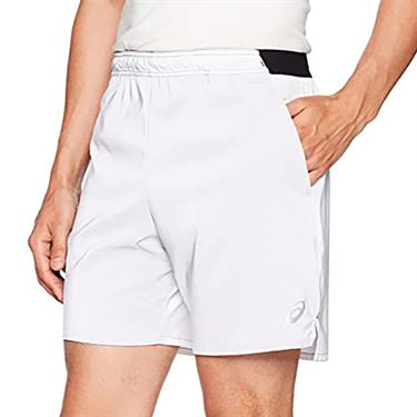 Asics Centerline Short Mens White TE3359 0101