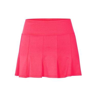 Tail Red Hot Paneled Flounce Skirt - Aurora