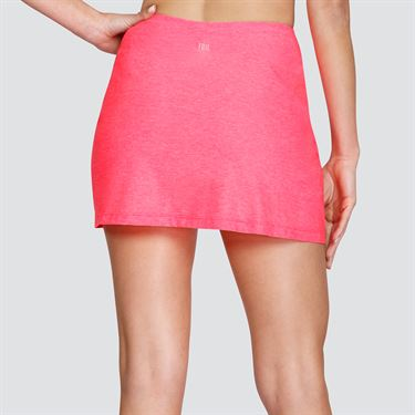 Tail Coastal Vibes Front Notched Skirt - Lazer Pink