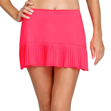 Tail Free Spirit Alaina Micro Pleat Skirt Womens Rose Punch TE6916 J699
