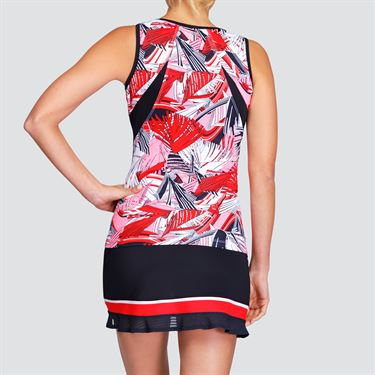 Tail Majestic Palms Sleeveless Top - Majestic Palm Print