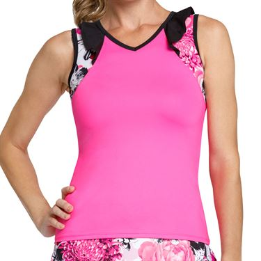 Tail Happy Hour V Neck Tank Womens Rose TF2630 1867
