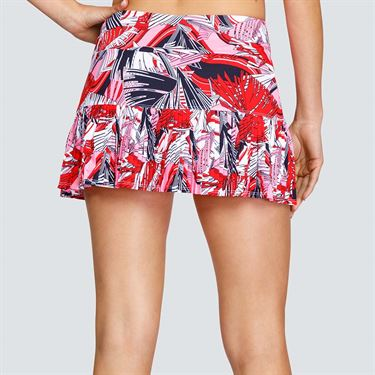 Tail Majestic Palms Micro Pleated Skirt - Majestic Palm Print