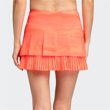 Tail Candy Coated Micro Pleat Hem Skirt - Set In Stone