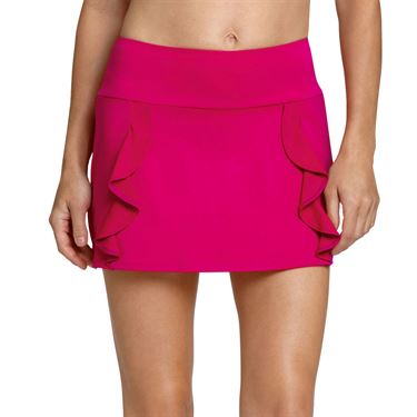 Tail Happy Hour Ruffle Skirt Womens Wine TF6972 1947