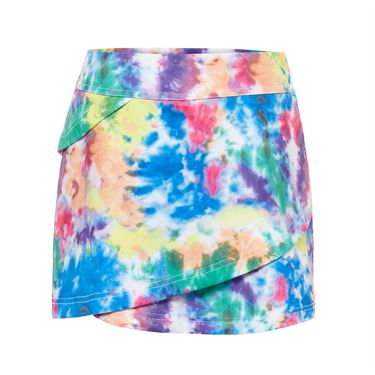 Fila Girls Tiered Skirt Tie Dye TG018397 206
