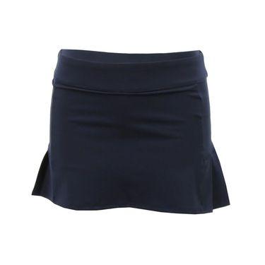 Fila Girls Pleated Back Skirt- Peacoat