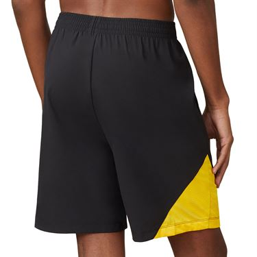 Fila Break Point Short Mens Black/Gold Fusion TM015349 001