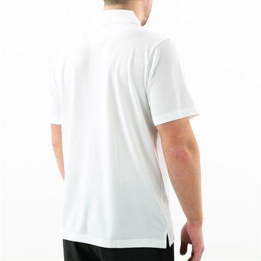 Fila Essentials Pique Polo Mens White TM016931 100