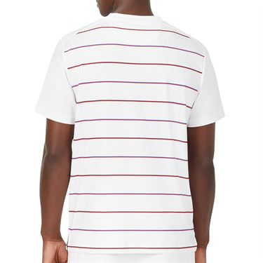Fila Heritage Tennis Stripe Crew Shirt