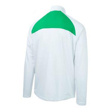 Fila Legends Jacket - White/Bright Green/Ebony