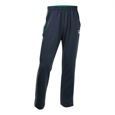 Fila Legends Pant - Ebony/Bright Green/White