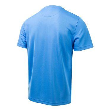Fila Set Point Henley Shirt - White/Little Boy Blue