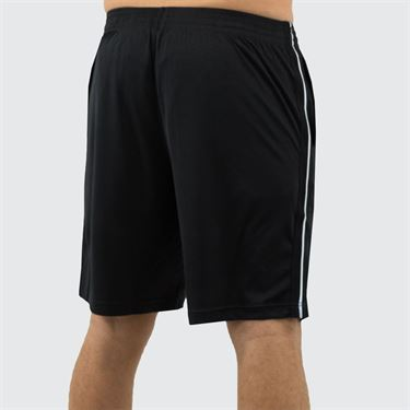 Fila Set Point Short Mens Black/Little Boy Blue TM191945 001