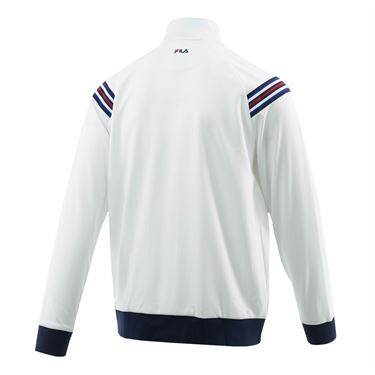 Fila Heritage Jacket - White/Navy