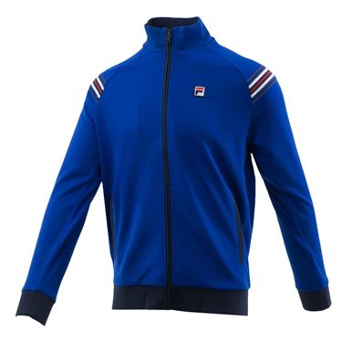 Fila Heritage Jacket - Surf the Web/Navy