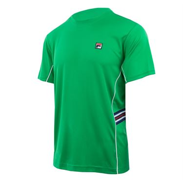 Fila Heritage Crew - Bright Green/White