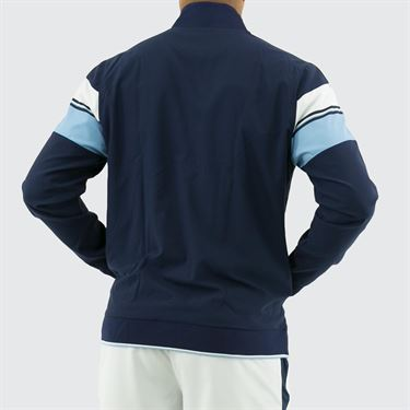 Fila Legend Jacket, Navy/White/Placid Blue