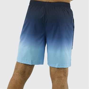Fila Legend Ombre Short, Navy/Placid Blue