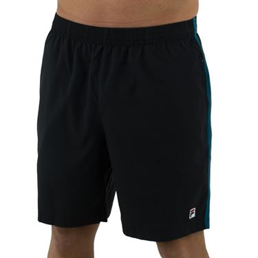 Fila Advantage Short Mens Black/Blue Coral TM932481 001
