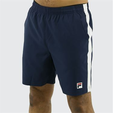 Fila Legend Short, Navy/White