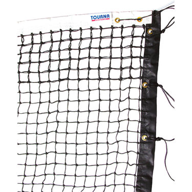 Tourna Double Braid Poly 3.5mm Tennis Net