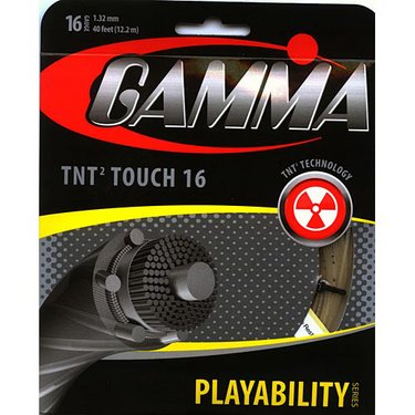 Gamma TNT Touch 16G Tennis String