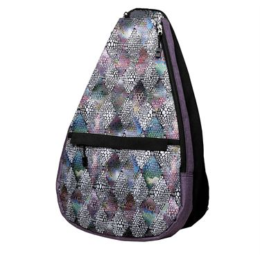 Glove It Tennis Backpack - Patina Diamond Purple