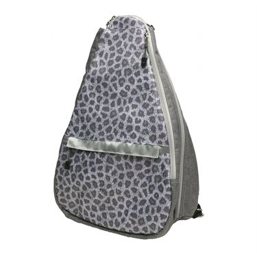 Gove It Tennis Backpack - Snow Leopard
