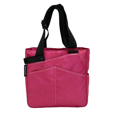 Maggie Mather Mini T Tote Pickleball Bag - Fuchsia