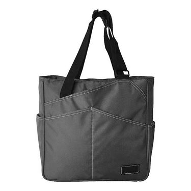 Maggie Mather Mini Tote Bag - Pewter