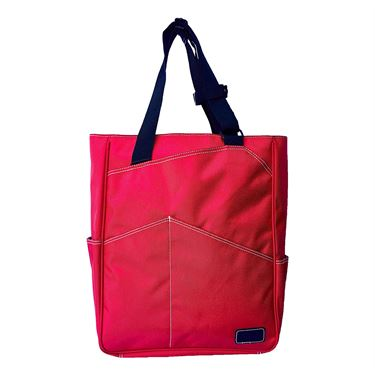 Maggie Mather Tote Bag - Red